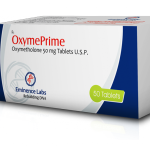Oxymetholone emulsion gel
